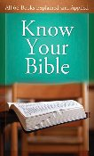 Know Your Bible All 66 Books