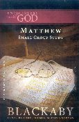 Matthew - Encounters with God
