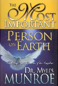 Most Important Person Hardcover